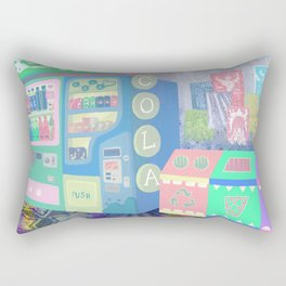 Pop Station Rectangular Pillow