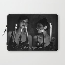 the voice of Spirits. Laptop Sleeve