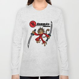 Space Monkey Long Sleeve T-shirt