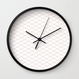 #f3cdc3 Wall Clock
