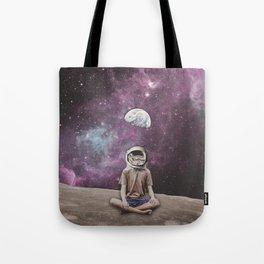 PSYCHONAUT UNIVERSE MEDITATION Tote Bag