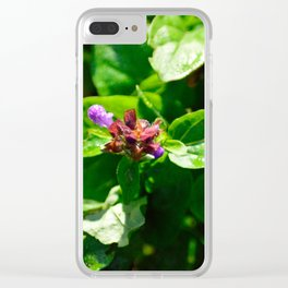 Can You See Me? Clear iPhone Case