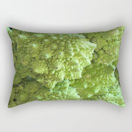 Romanesco Cauliflower - Freeky vegi Rectangular Pillow