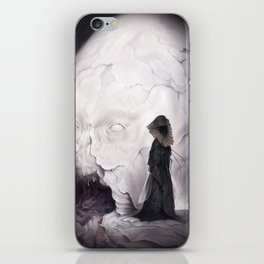 Death Claims the Godhead iPhone Skin