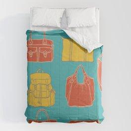 Bags bags bags Comforters