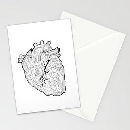 Ubi cor, ibi domus Stationery Cards