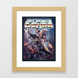 Jet Force Gemini Framed Art Print