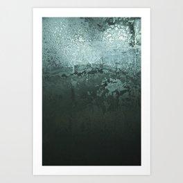 Urban Abstract #003 Art Print