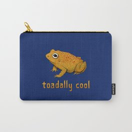 Toadally Cool Psychedelic Toad Carry-All Pouch