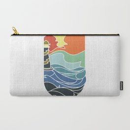 I can see the sea Carry-All Pouch