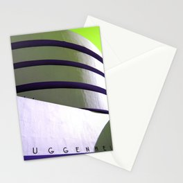 Architectural Shapes #8 Stationery Cards
