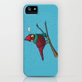 Annoyed IL Birds: The Cardinal iPhone Case
