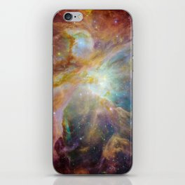 View of Orion Nebula iPhone Skin