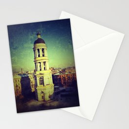 Cathedral At Dawn Stationery Cards