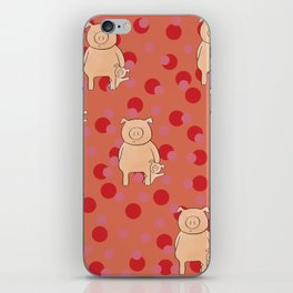 Year of the Pig iPhone Skin