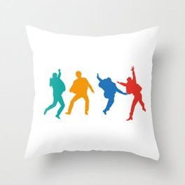 Beatle s #1 Throw Pillow