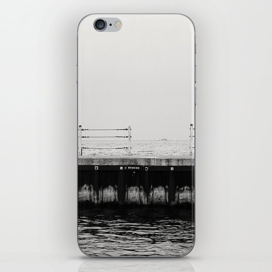 Chicago's Diversey Harbor iPhone & iPod Skin
