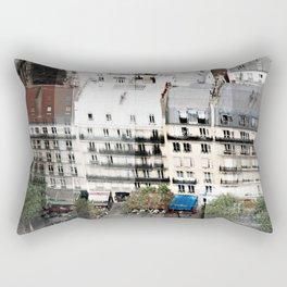 on top VI Rectangular Pillow