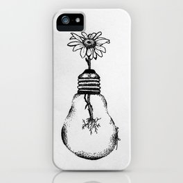 Flowering Ideas iPhone Case