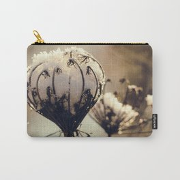 winter blossom Carry-All Pouch