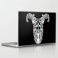 warrior Laptop & iPad Skins featuring Warrior by Boz Designs