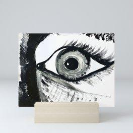 Looks  Mini Art Print