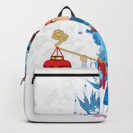 Beijing Opera Character GongNv Backpack
