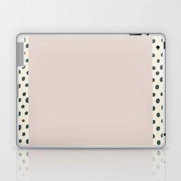 Abstract Dots Mid century modern, mid-century wall art, print, geometric wall art, abstract wall art Laptop & iPad Skin