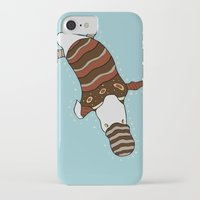 platypus iPhone & iPod Cases featuring Platypus by Siraea