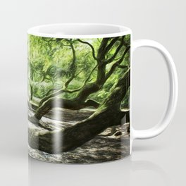 The wings of a mighty angel. Coffee Mug