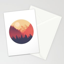 Pine Valley Stationery Cards