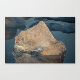 Ice Ice Iceland Canvas Print