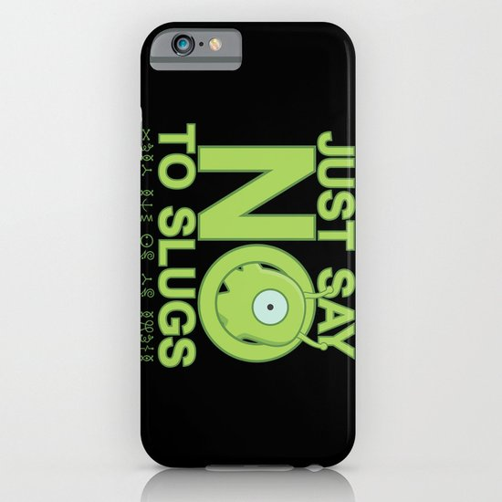 Just Say No iPhone & iPod Case