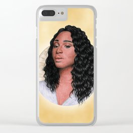 Normani Clear iPhone Case