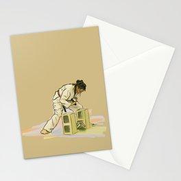 Broken Brick Stationery Cards