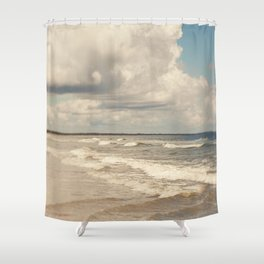 The Atlantic Shower Curtain