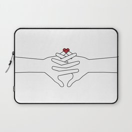 The Power of Love Laptop Sleeve