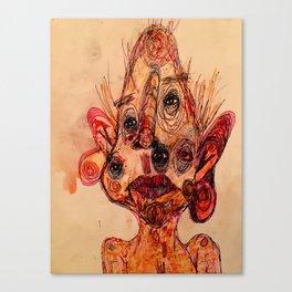 tranformation Canvas Print