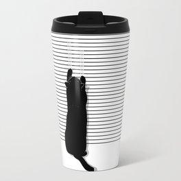 Cat Scratch Travel Mug