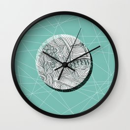 Eclipsed. Wall Clock