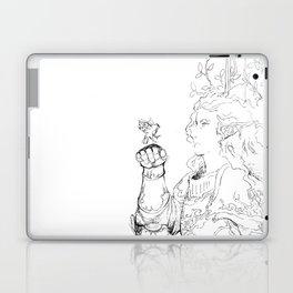 Elven Knight Laptop & iPad Skin