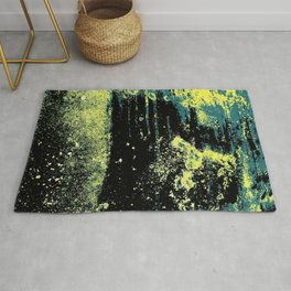 Night of the Dandilions Rug