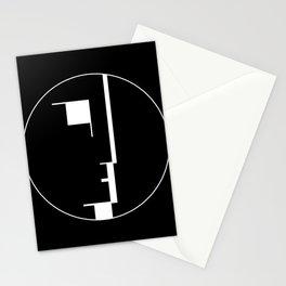Bauhaus Logo Stationery Cards