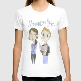 Fitzsimmons of S.H.I.E.L.D. T-shirt
