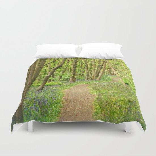 FOREST PEACE Duvet Cover