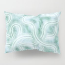 Knotty Abstract Pillow Sham