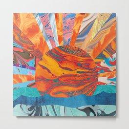 Sunrise, Sunset Metal Print
