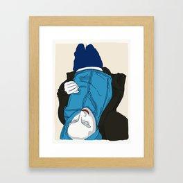 Current State Framed Art Print