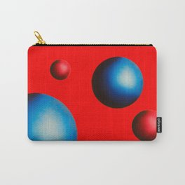 One Perfect Sunrise in Red Carry-All Pouch