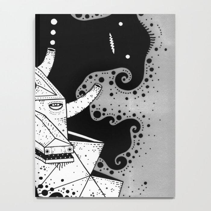 inner spiritz Notebook